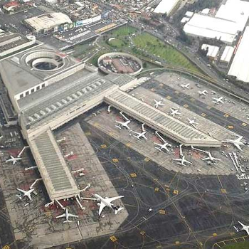 Mexico City International Airport - Sonstiges